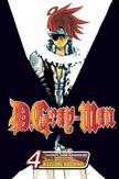 D.Gray-man, Vol. 4
