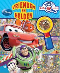 Disney Pixar Vrienden en...