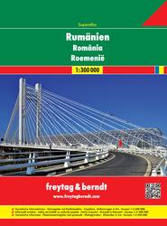 FuB Rumänien 1 : 300 000...