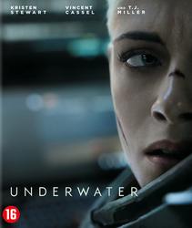 Underwater, (Blu-Ray)