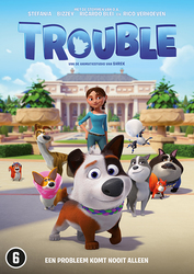 Trouble, (DVD)