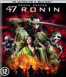 47 ronin, (Blu-Ray 4K Ultra...