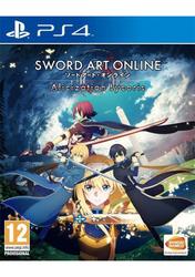 Sword art online - Alicization lycoris, (Playstation 4)