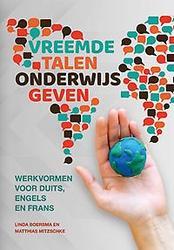 Vreemdetalenonderwijs geven