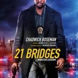 21 bridges, (Blu-Ray)