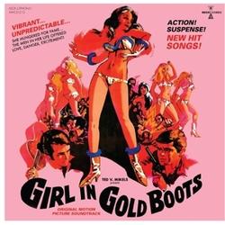 GIRL IN GOLD.. -CD+DVD- .....