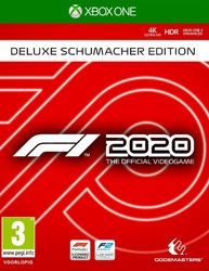 F1 2020 - Deluxe Schumacher Edition, (X-Box One)