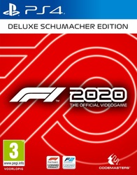 F1 2020 - Deluxe Schumacher Edition, (Playstation 4)