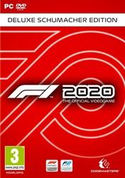 F1 2020 - Deluxe Schumacher Edition, (PC DVD-ROM)
