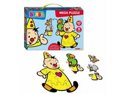 Bumba - Mega puzzel (16st)