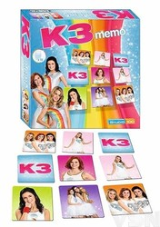 K3 - Spel memo
