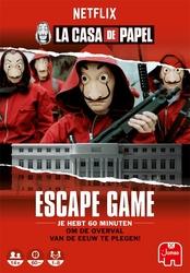 Casa de Papel – Escape game