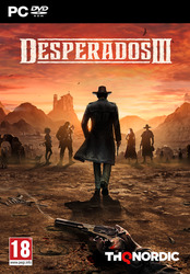 Desperados 3, (PC DVD-ROM)