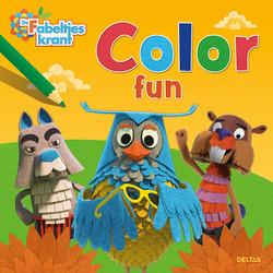 De Fabeltjeskrant Color Fun