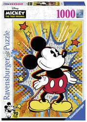 Retro Mickey (1000 stukjes)