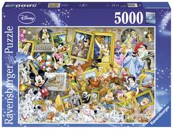 Mickey als kunstenaar (5000...