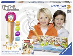 Tiptoi Starterset - Boek...