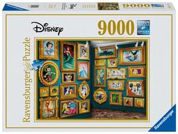 Disney museum (9000 stukjes)