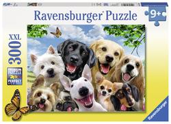 Vrolijke honden (300 stukjes)