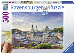 Salzburg/Oostenrijk (500...