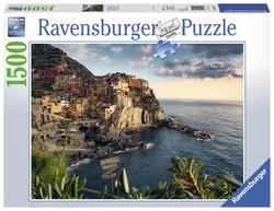 Uitzicht op Cinque Terre...