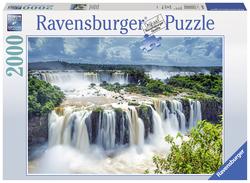 Watervallen van Iguazu,...