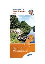 Fietskaart 15 - Drenthe...