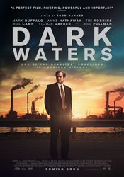 Dark Waters, (Blu-Ray)