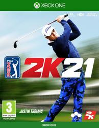 PGA Tour 2K21, (X-Box One)