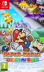 Paper Mario – The Origami king, (Nintendo Switch)