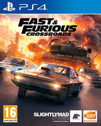Fast & Furious - Crossroads, (Playstation 4)