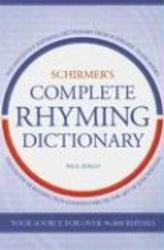 Schirmer's Complete Rhyming...