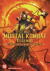 Mortal kombat legends -...