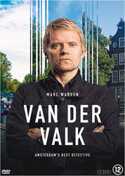 Detective van der Valk, (DVD)