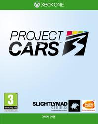 Project cars 3, (X-Box One)