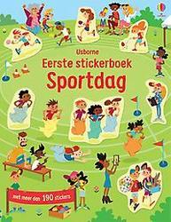 Sportdag Eerste stickerboek