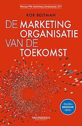 De marketingorganisatie van...