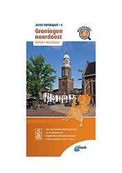 Fietskaart 4 - Groningen...