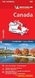 CANADA 11766 CARTE...