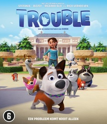 Trouble, (Blu-Ray)