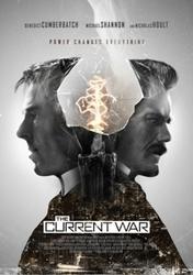 Current war, (Blu-Ray)
