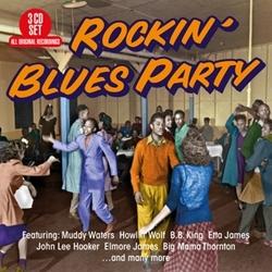 ROCKIN' BLUES PARTY 3CD SET...