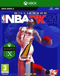 NBA 2K21, (X-Box Series X)