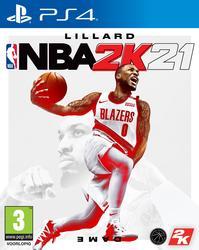 NBA 2K21, (Playstation 4)