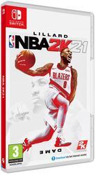 NBA 2K21, (Nintendo Switch)