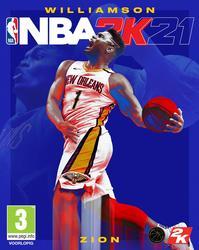 NBA 2K21, (Playstation 5)