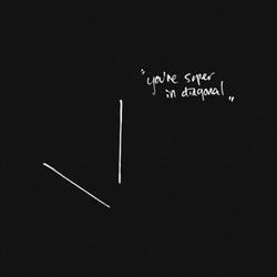 YOU'RE SUPER IN DIAGONAL