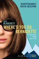 Where'd you go, Bernadette,...