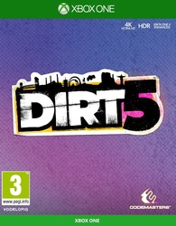 Dirt 5 - Day One Edition,...
