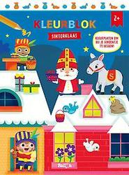Kleurblok Sinterklaas